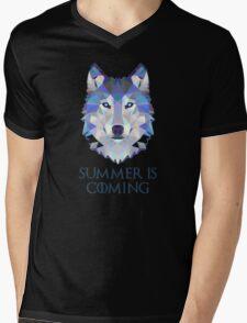 Summer is coming  Mens V-Neck T-Shirt