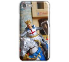 Knight to the Resque iPhone Case/Skin
