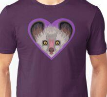 LOVE: Lemurs (Aye-Aye) Unisex T-Shirt