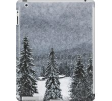 Bavarian Winter's Tale I iPad Case/Skin