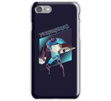FRAGMENTAL BLUE CHARACTER BY RUFFIAN GAMES iPhone Case/Skin