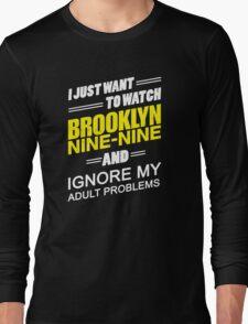 Watch Brooklyn Nine-Nine Long Sleeve T-Shirt