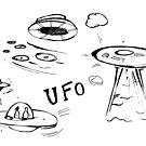 UFO by rafo