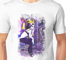 Edie Sedgwick. Warhol. Factory Girl. NYC. The Factory. Pop Art. Legend. Femme Fatale. Unisex T-Shirt