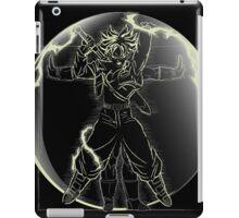Vitruvian Saiyan (Trunks) iPad Case/Skin