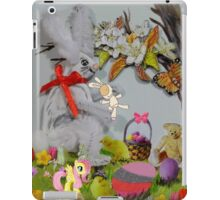 You Silly Wabbit!!! iPad Case/Skin