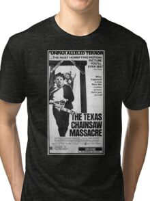 The Texas Chainsaw Massacre Tri-blend T-Shirt