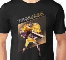 FRAGMENTAL ORANGE CHARACTER BY RUFFIAN GAMES Unisex T-Shirt