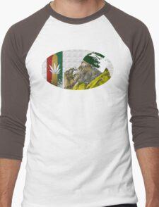 Smoke Weed Everyday Men's Baseball ¾ T-Shirt