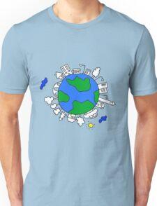 World city Unisex T-Shirt