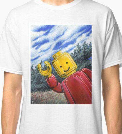 Windy Landscape Classic T-Shirt