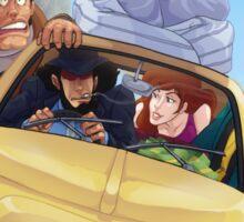 Lupin the Third Sticker