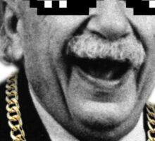 """Einstein """"The Boss"""" Sticker"""