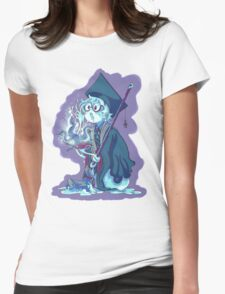Slime Scholar Lotte  Womens Fitted T-Shirt