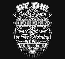 ANZAC DAY Unisex T-Shirt