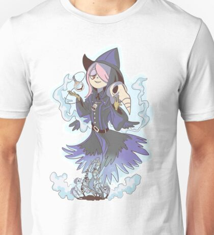 Susy the Crow ( Clear BG)  Unisex T-Shirt