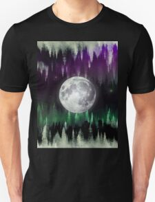 Dreaming under the northern lights T-Shirt
