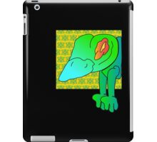 wicked frog  iPad Case/Skin