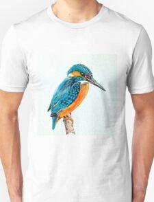 Kingfisher 2 Unisex T-Shirt