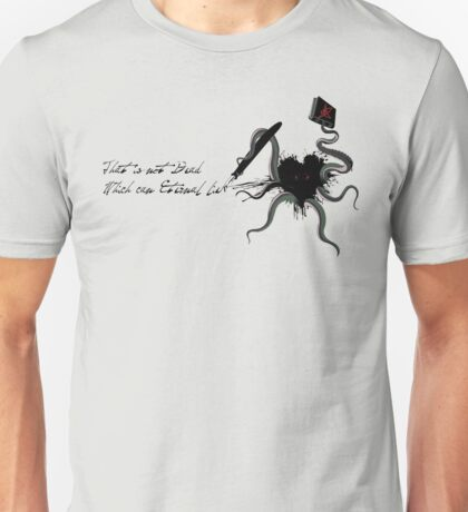 Immortal Lovecraft Unisex T-Shirt