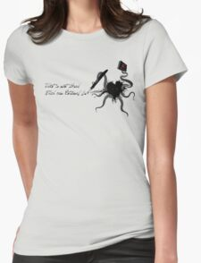 Immortal Lovecraft Womens Fitted T-Shirt