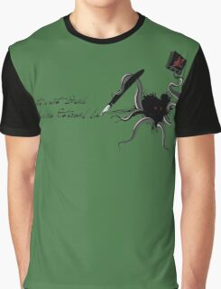 Immortal Lovecraft Graphic T-Shirt