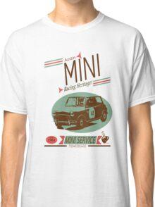 Austin Mini Retro Style Classic T-Shirt