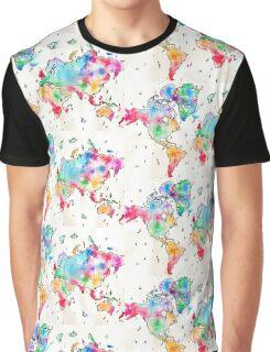 World Music Graphic T-Shirt
