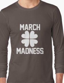 March Madness - St. Patrick's Day Long Sleeve T-Shirt