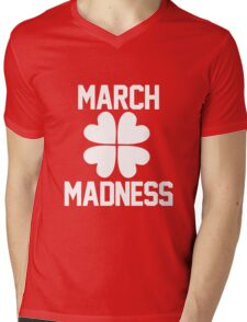 March Madness - St. Patrick's Day Mens V-Neck T-Shirt