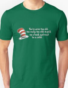 Read Across America Day 2016 - Dr Seuss T-Shirt