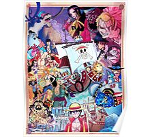 Compilation One Piece Poster