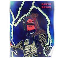 Darth Revan - Dark Lord  Poster