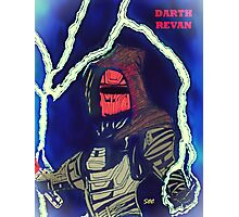Darth Revan - Dark Lord  Photographic Print