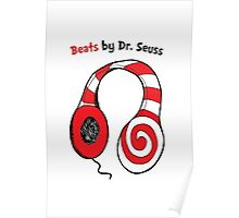 Beats by Dr Seuss - Read Across America Day Poster