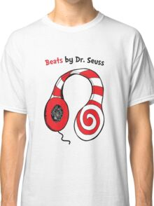 Beats by Dr Seuss - Read Across America Day Classic T-Shirt
