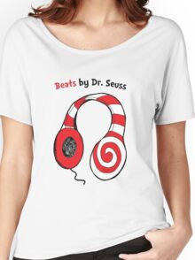 Beats by Dr Seuss - Read Across America Day Women's Relaxed Fit T-Shirt