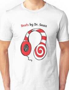 Beats by Dr Seuss - Read Across America Day Unisex T-Shirt