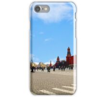 Red-Square-day iPhone Case/Skin