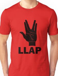 LLAP - Star Trek Fans Unisex T-Shirt