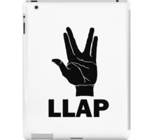 LLAP - Star Trek Fans iPad Case/Skin
