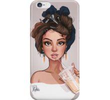 Iced White Chocolate iPhone Case/Skin