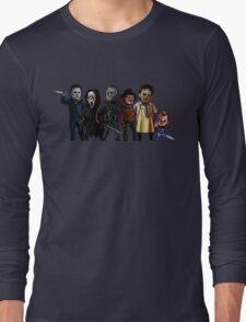Slasher Squad Long Sleeve T-Shirt