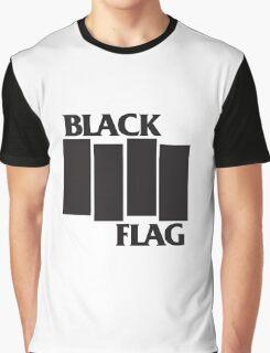 Black Flag Apparel Graphic T-Shirt
