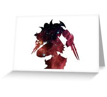 Zed League of Legends Greeting Card
