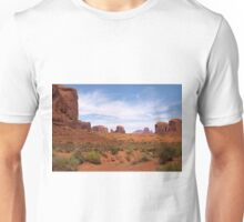 Into the Valley I Will Go Unisex T-Shirt