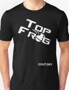 Counter Strike Top Frag Unisex T-Shirt