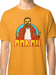 Pondy is the Coolest Classic T-Shirt