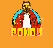 Pondy is the Coolest Unisex T-Shirt