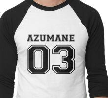 Haikyuu! Asahi Azumane Varsity Men's Baseball ¾ T-Shirt